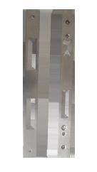 不锈钢锁面板